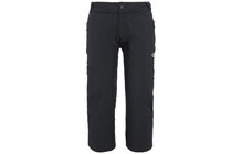 The North Face Trekker  short Femme Capri noir